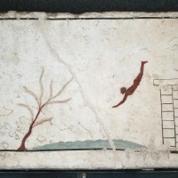 Master Yeshua - The Tomb of the Diver -Paestum, Italy