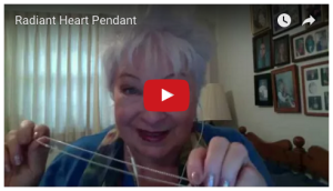 Spiritual Heart Pendant Video