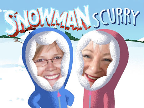 Snowman Scurry 2016 Holiday Video