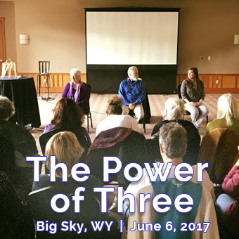 Power Of Three Big Sky, MT