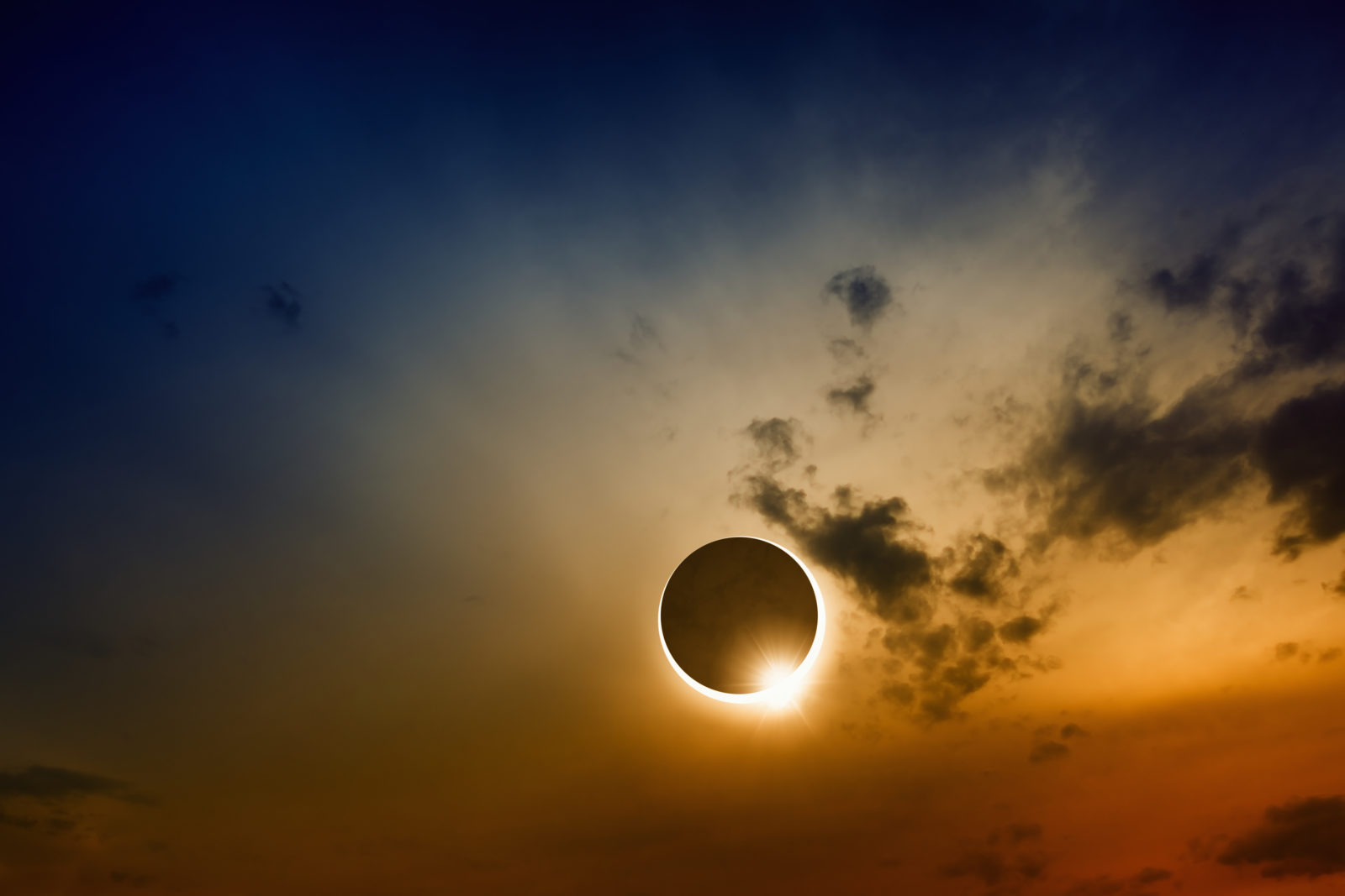 solar eclipse spiritual message