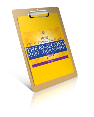 60 Second Shift Your Energy Secret