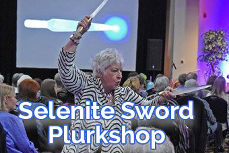 Selenite Sword Plurkshop